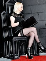 The castigation should always fit the crime and Divine Domina...