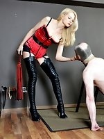 Testing the full range of CP implements on the slaves backside is...