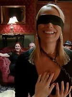Hot Blonde Milf Fucked and Humiliated