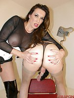 Maria the Tgirl served by Jane