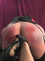 Mistress Jade is in a very bad mood and she takes a very long,...