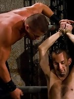 Master Tyler Saint and slave jason miller
