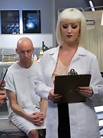 Cherry Torn, Wolf Hudson, Sean Spurt in FemDomme Laboratory,...